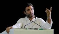 UP CM behaving foolishly: Rahul Gandhi on arrest of journalist Prashant Kanojia, two others