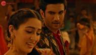 Kedarnath song Sweetheart: सुशांत ने सारा को कहा वही तो हैं मेरी 'स्वीटहार्ट'