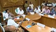 Sabarimala Temple row: Congress, BJP walkout of the all party meeting called by Kerala CM ahead of temple opening on Saturday