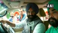 Watch: Scuffle breaks out between Akali Dal MLA Manjinder Singh and 1984 riots case convict in Delhi's Patiala House Court