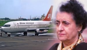 After Indira Gandhi went to jail, this is why an Indian Airline was hijacked in 1978