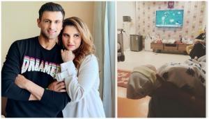 सानिया मिर्जा ने बेटे इजहान के साथ मनाया जन्मदिन, खूबसूरत तस्वीरें की शेयर