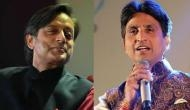 AAP leader Kumar Vishwas trolls Shashi Tharoor over his English; Congress MP replies in Hindi says, 'ab AAP k lehje me baat karte hai'