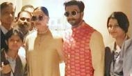 दीपिका और रणवीर शादी के बंधन में बंधने के बाद लौटे भारत, तस्वीरें हुई वायरल