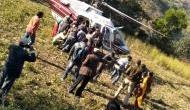 Uttarakhand: 12 dead, 14 injured as bus falls in a gorge near Damta on Uttarkashi-Yamunotri Highway; rescue operations underway