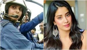 Dhadak actress Janhvi Kapoor to play lead in IAF pilot Gunjan Saxena's biopic produced by Karan Johar