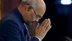 President Kovind extends greetings on Rakshabandhan: Festival of love, affection, trust