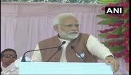 MP दौरे पर पहुंचे मोदी बोले- कांग्रेस के करप्शन से बर्बाद देश को संवारने की कोशिश कर रही BJP