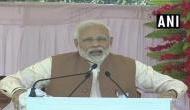 'कांग्रेस पार्टी चार दीवारें खड़ी करती थी.. मोदी सरकार घर बना रही है'