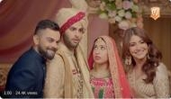This 2.0 of Manyavar commercial featuring Anushka Sharma and Virat Kohli tells what happens after one year of marriage, watch video