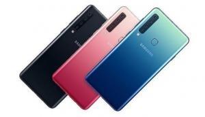 Samsung ने लॉन्च किया 4 रियर कैमरों वाला Galaxy A9, जानिए कीमत और अन्य फीचर