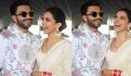 दीपिका ने शादी होते ही काट दी रणवीर की मूंछ, बेंगलुरू के लिए हुए रवाना