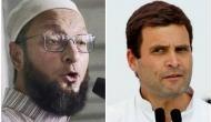 Telangana Elections 2018: Owaisi calls TDP-Congress pick-pocketer's group; says, 'tumko 100 rupay aur kutte ka peshab mubaarak'