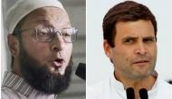Asaduddin Owaisi states 'Wherever there was Congress, BJP claimed victory'