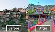 एक स्कूल टीचर ने बदल की इस गांव की तस्वीर, आज पूरी दुनिया में हो रही इसकी खूबसूरती की चर्चा