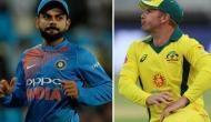 भारत ने टॉस जीतकर चुनी गेंदबाजी, कंगारुओं को पटखनी देने मैदान पर उतरे कोहली के लड़ाके