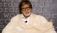 Amitabh Bachchan shares another tweet from hospital; here's what he says to well-wishers