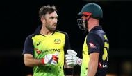 मैक्सवेल के तूफ़ान में उड़े टीम इंडिया के गेंदबाज़, भारत के सामने जीत के लिए 174 रनों का लक्ष्य