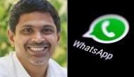 Facebook to undertake Whatsapp's corporate presence in Gurugram; appoints Abhijit Bose as Whatsapp Head