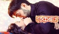 Ishqbaaaz: Shivaay aka Nakuul Mehta and Anika aka Surbhi Chandna's last romance scene in the show will raise your heartbeats; see video