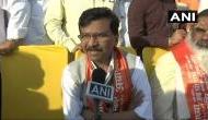 'We razed Babri Masjid in 17 minutes, we can bring law to build Ram Mandir unanimously,' says Shiv Sena leader Sanjay Raut
