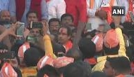 Ayodhya: 'Announce date for Ram Mandir construction,' Shiv Sena's Uddhav Thackeray in Dharam Sansad