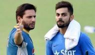 भारत के ऑस्ट्रेलिया दौरे पर पाकिस्तानी क्रिकेटर अफरीदी ने कोहली की कप्तानी पर उठाए सवाल...