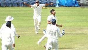 Ranji Trophy Group C : Rajasthan defeat Jharkhand; Jammu & Kashmir thrash Tripura