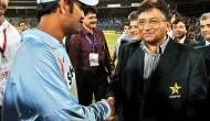 जब धोनी के छक्कों से परेशान मुशर्रफ़ ने पूछा- कहा से लाए हो, गांगुली ने कहा था- वाघा बॉर्डर से पकड़कर