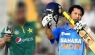 This Pakistani batsman used 'God of Cricket' Sachin Tendulkar's bat to hit the fastest century in ODIs