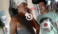 योगी राज में जेल के अंदर कैदी मना रहे दारु-पार्टी, लगा रहे जेलर की बोली, वीडियो वायरल