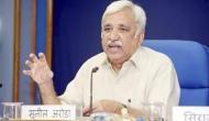 चुनावों से पहले निर्वाचन आयोग में बड़ा बदलाव, सुनील अरोड़ा होंगे नए मुख्य चुनाव आयुक्त