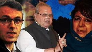 J&K Governor Satya Pal Malik makes startling claim, says, 'Had I looked towards Delhi, Sajjad Lone would have been invited'