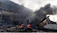 चीन में केमिकल प्लांट के नजदीक हुआ जबरदस्त विस्फोट, 22 लोगों की मौत, कई घायल