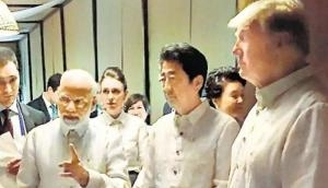 President Donald Trump to have trilateral meeting with PM Narendra Modi and PM Shinzo Abe in Argentina