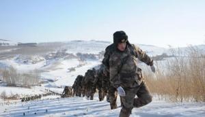 माइनस 45 डिग्री में भी बॉर्डर पर गश्त लगा रहे हैं चीनी सैनिक, वीडियो देखकर चौंक जाएंगे आप