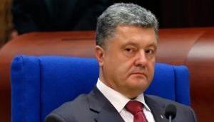 'Ukraine under threat of full-scale war with Russia': President Petro Poroshenko