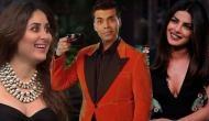 Rival actresses Kareena Kapoor Khan and Priyanka Chopra to come together on Karan Johar's show Koffee With Karan
