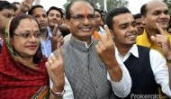 MP Assembly Election 2018: Shivraj Singh Chouhan, Kamal Nath cast votes