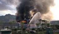 चीन में औद्योगिक पार्क में हुए विस्फोट से 44 लोगों की मौत, 640 घायल