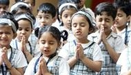 Delhi Government announces age limit for nursery, class I admissions; reserves 25% seats for poor families