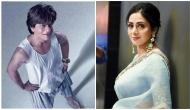 शाहरुख खान की 'जीरो' में दिखेंगी श्रीदेवी, इस रोल में आएंगी नजर