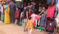 Tibetan Refugee Market: All decked up but the momos are missing