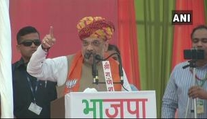 Rajasthan Election 2018: Amit Shah rallies in Kotputli, says, 'Congress party now needs to be seen with a telescope on the map of India'