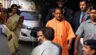 Video: अधिकारियों में दिखा CM योगी का खौफ ! दौरे पर आए तो दौड़ पड़ीं DM साहिबा