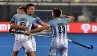 Hockey World Cup: Argentina seal quarter-finals spot in Bhubaneswar