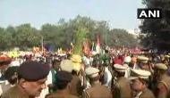 किसान मुक्ति मार्च: संसद कूच करेंगे 40,000 किसान, कहा- इस बार सोने नहीं आये