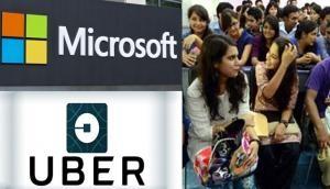 खुशखबरी: Microsoft और Uber करने जा रहा है IIT संस्थानों से प्लेसमेंट, ये है सैलरी पैकेज