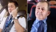 जिस विमान को उड़ा रहा था पायलट, उसी में यात्रा कर रहे थे उसके स्कूल टीचर, भावुुक मुलाकात देख रो पड़े यात्री