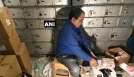 Delhi Income-Tax Department bust 'Hawala' racket; raids private vaults, seize Rs 25 crore cash from over 100 lockers